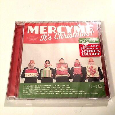 ❤ 2015 MERCY ME IT'S CHRISTMAS RELIGOUS CHRISTIAN MUSIC CD -BRAND NEW & SEALED ❤ ()