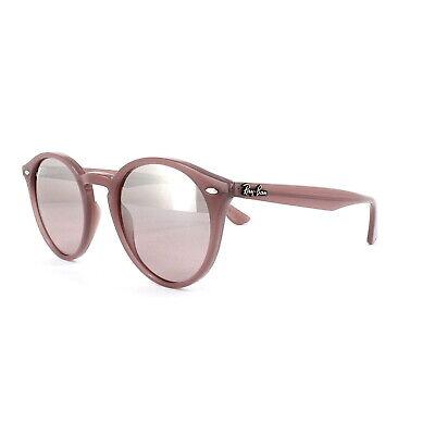 Ray-ban Sonnenbrille 2180 62297E Pink Silber Rosa Farbverlauf Spiegel Groß 51mm