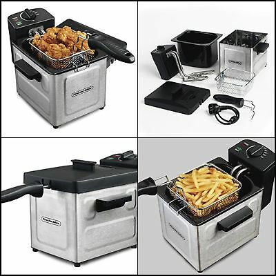 Best Professional Commercial Stainless Steel Electric Deep Fryer with Basket (Best Electric Deep Fryer)