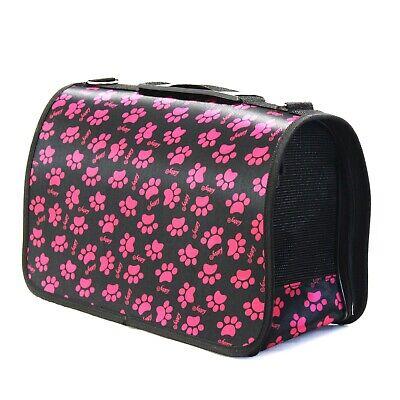 Transportin S bolsa para perro gato mascotas plegable de viaje rígido