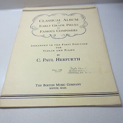 String Instruments - Paul Herfurth