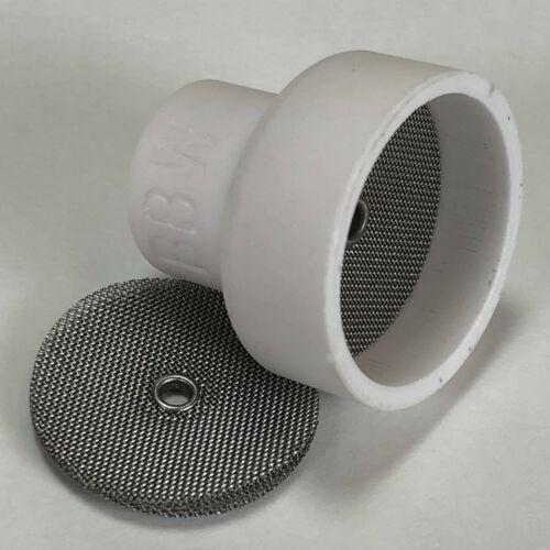 Furick BBW Ceramic Kit - NEW Model - Large Diameter TIG Welding Cup