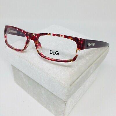 Genuine DOLCE & GABBANA D&G DG 1156 817 RED EYEWEAR FRAME EYEGLASSES