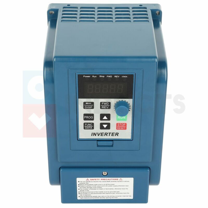 2 HP 3 to 3 Phase Output Variable Frequency Driver Interver  380V 1.5KW VFD