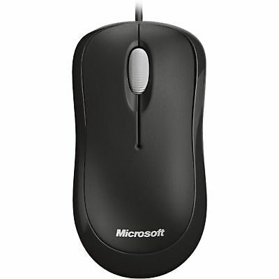 Microsoft Basic Optical Mouse for Business, Maus, optisch, 800dpi, USB, 3 Microsoft Usb-maus