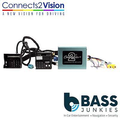 For Mercedes GL 12> Additional Reversing Camera Add On Car Interface CAM-MB2-AD