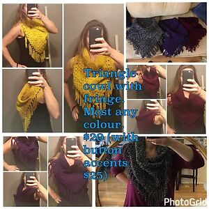 NEW handmade toques and scarves Comox / Courtenay / Cumberland Comox Valley Area image 7