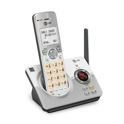 AT&T EL52119 Cordless Home Phone w/ Answering System, Call Blocking 1-Handset™