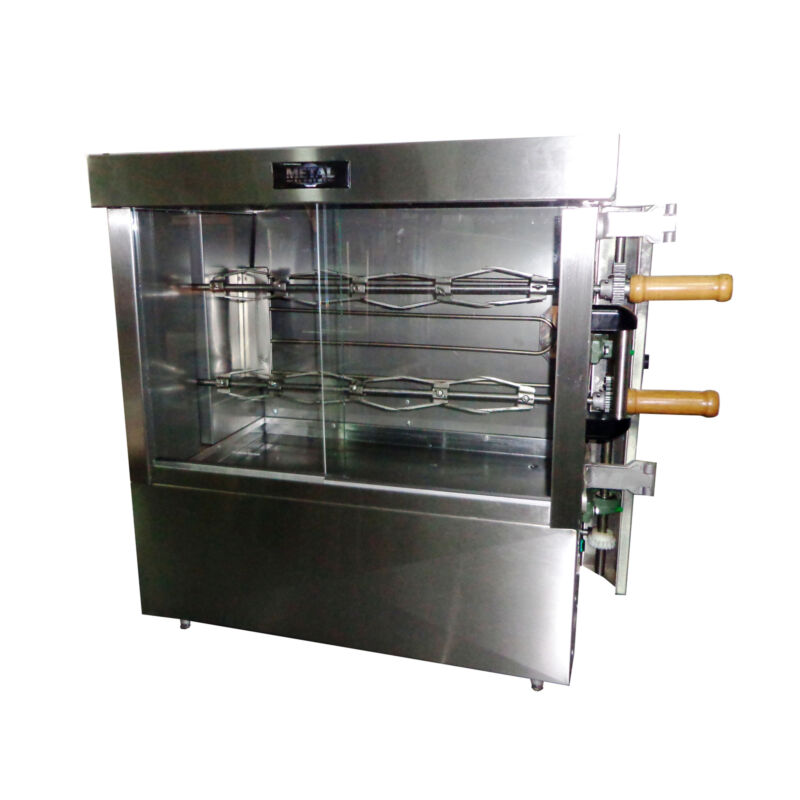AMPTO FRE2VE Rotisserie Electric Oven