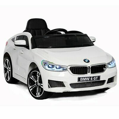Ride On Cars 12V Battery Toy BMW Open Doors Remote Control M