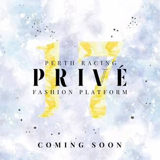 PRIVE FASHION SHOW 2 x Tickets FOR SALE URGENT