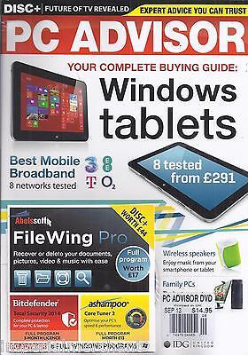 Pc Advisor Magazine Windows Tablet Guide Best Mobile Broadband Wireless