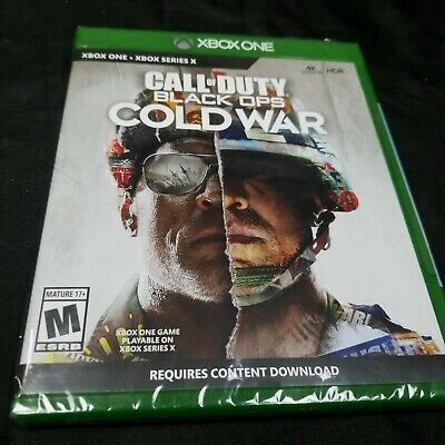 Call of Duty: Black Ops Cold War - Standard Edition Xbox One Series X