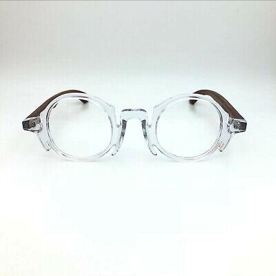 Japanese style Eyeglass frames Vintage Round Acetate Spectacles Eyewear (Japanese Eyeglasses Frames)