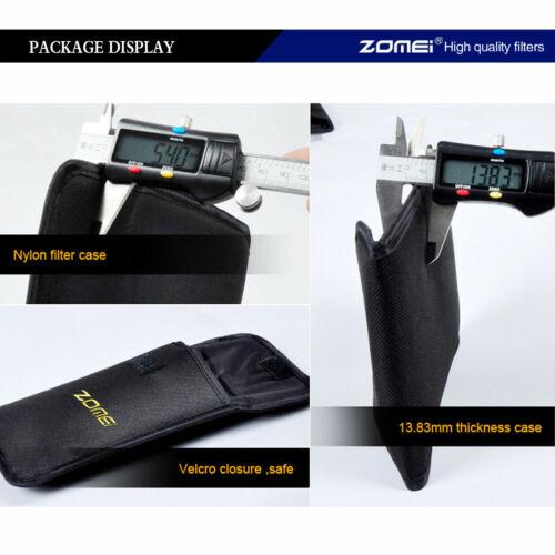 ZOMEI 100mm 150mm Gradual Neutral Density Filter GND16 For Cokin Z DSLR Camera - $7.99