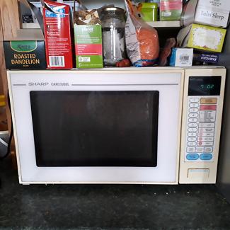 Microwave Sharp Carousel