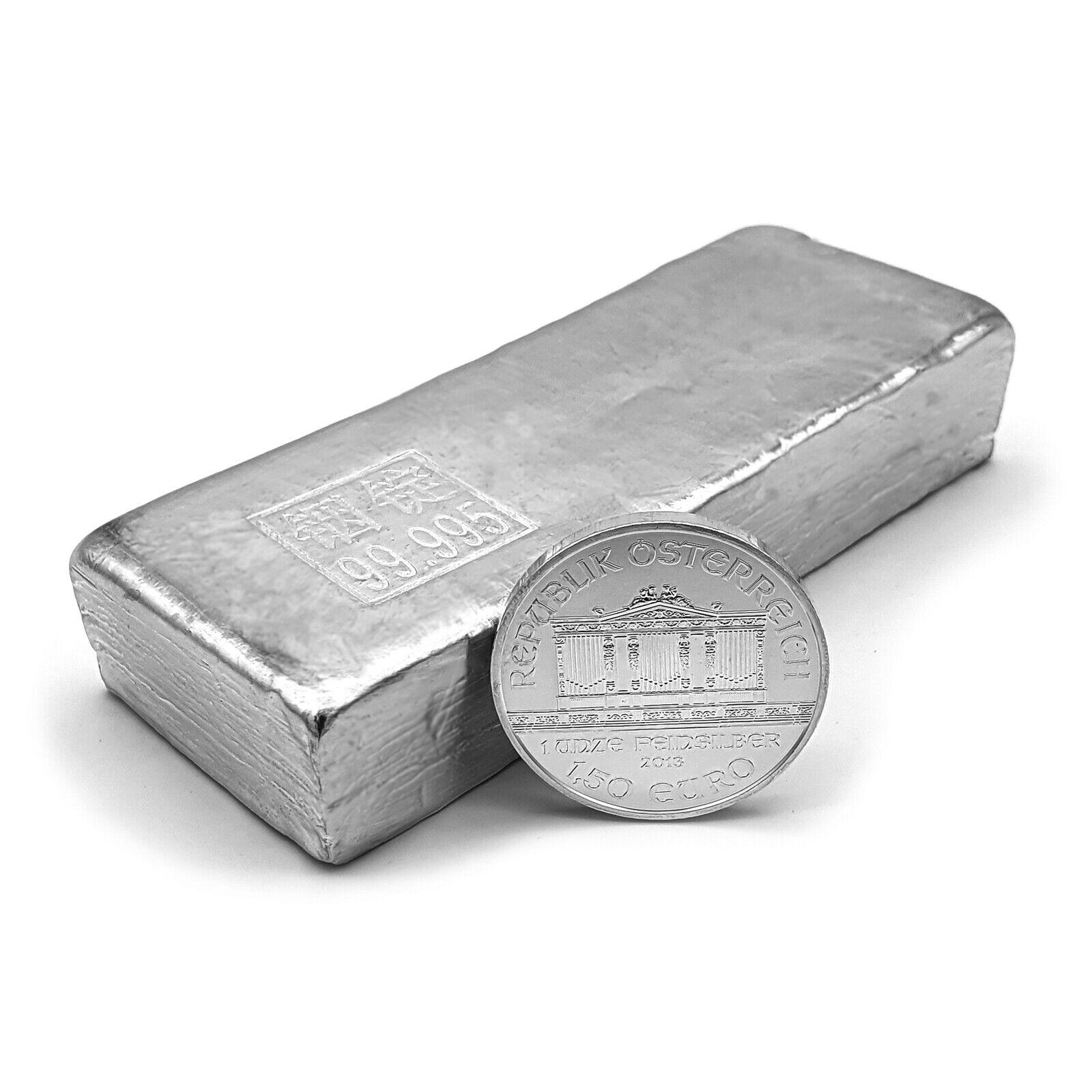 1 kg Indium Metall Barren 99,995 4N5 aus DE, 1000 g Metal Ingot High Purity