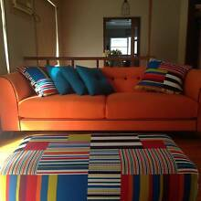 As new modern retro lounge suite Maryborough Central Goldfields Preview