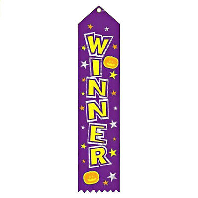 Halloween Prize Ribbons (8