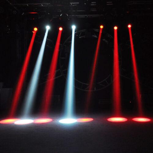 2pcs 60w Led Mini Beam Stage Lighting Moving Head Lights