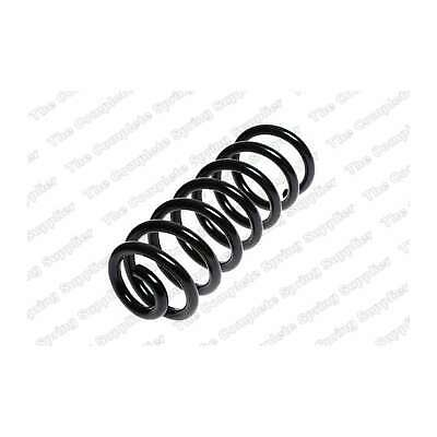 2x Rear Coil Springs  Audi A4 With Sports Suspension S-Line 2000-2008 saloon