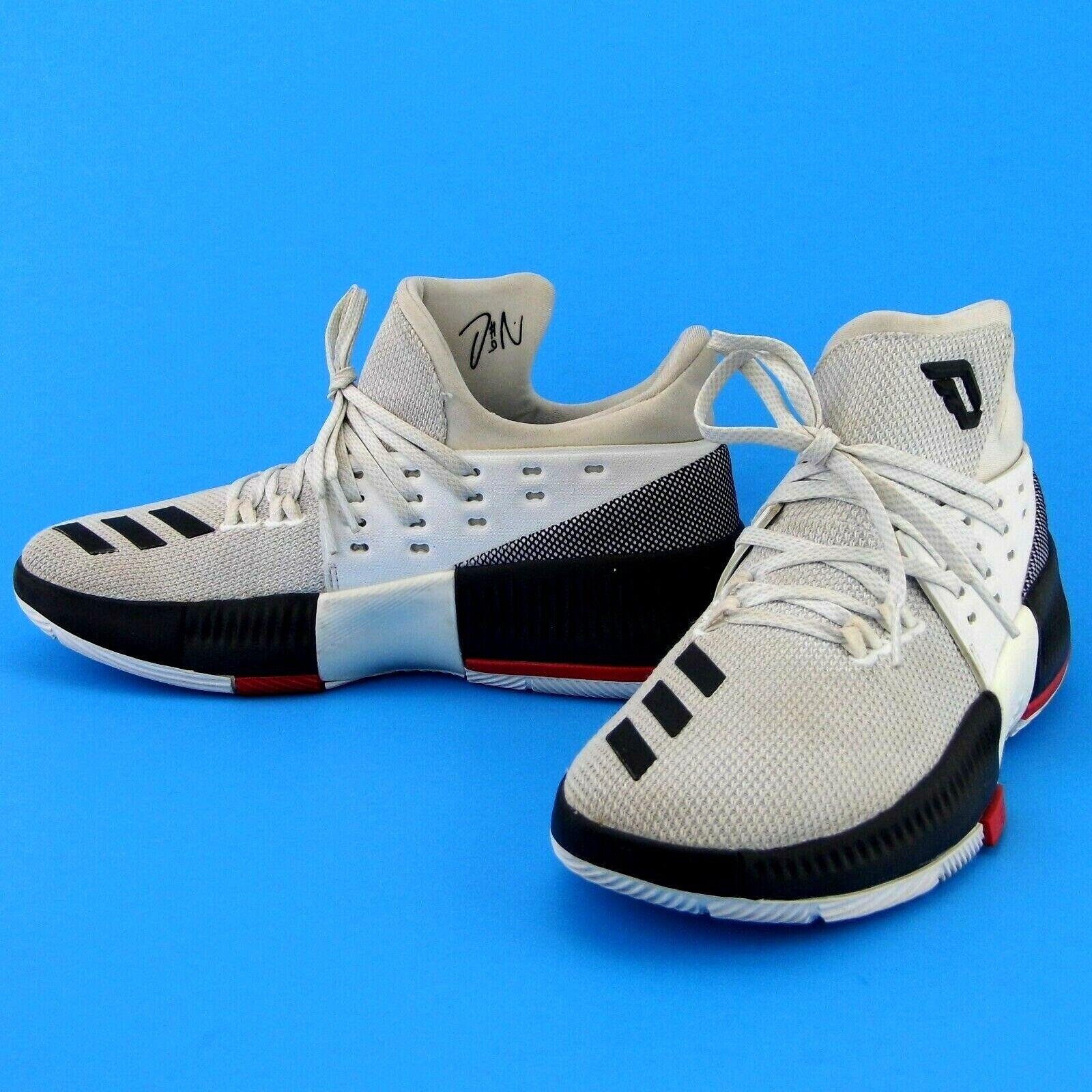 adidas D Lillard 3 J Boys SNEAKERS