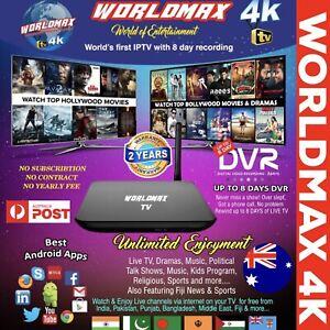 worldmax tv box   Electronics & Computer   Gumtree Australia