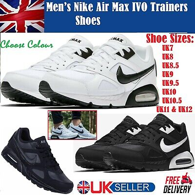 Men Women Nike Air Max IVO Running Sports Trainers Sneakers Shoes Size UK6 - 11