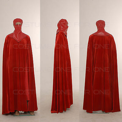 Star Wars Red Royal Guard Robe Cosplay Costume](Star Wars Royal Guard Costume)