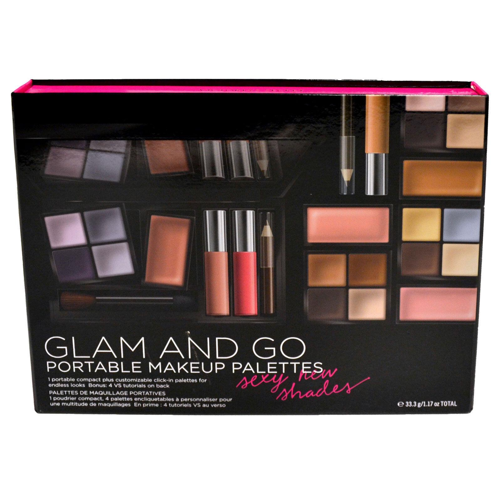 victoria's secret makeup kit g... Image 1