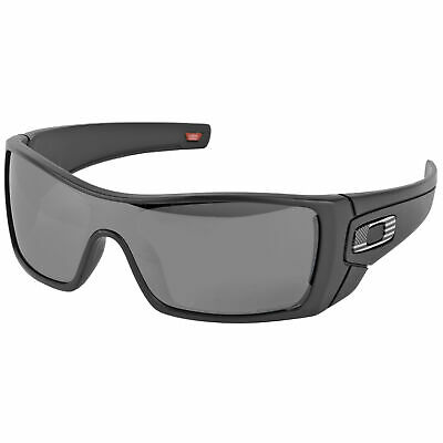 Oakley SI Batwolf - Matte Black w/Tonal USA Flag, Prizm Black Lenses (9101-6027)