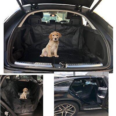 Car Boot Liner Waterproof Cover Mat Rear Seat Protector Pet Dog Dirt Heavy Duty