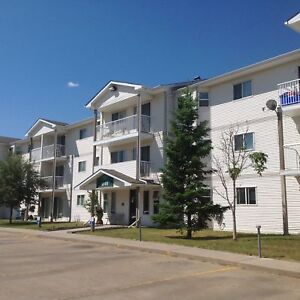 Senior Friendly  2 bedroom suite available NOW in CAMROSE
