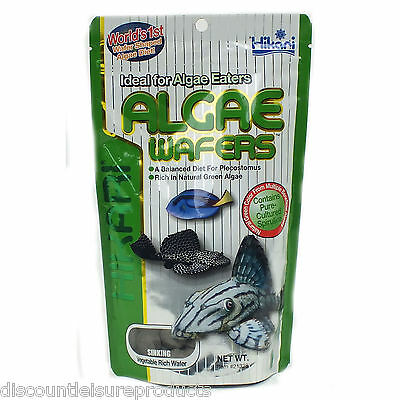 Hikari Tropical Aquarium Algae Wafers 20g 40g 82g 250g 1Kg Sinking Catfish (Tropical Sinking Algae Wafers)