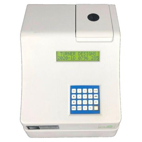 Turner Designs TD 20/20 Compact Lab Fluorometer Luminometer Luminescence DLR