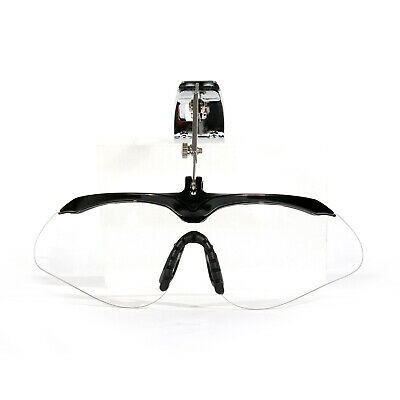Eye Protective Safety Glasses Clear Anti Fog Lens Helmet Hard Hat Insert-Type
