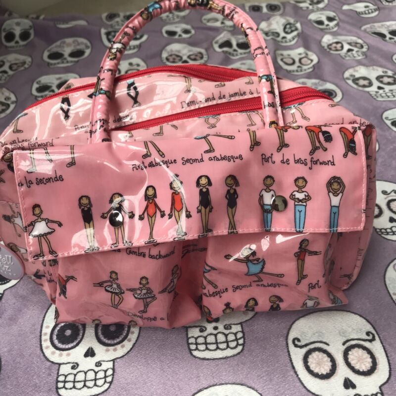 Y2k Princess Ballet Print Bag