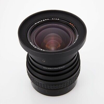 Rollei Carl Zeiss distargon 40mm HFT Lens  Mount Convert Pentax 67 Mount EX+++