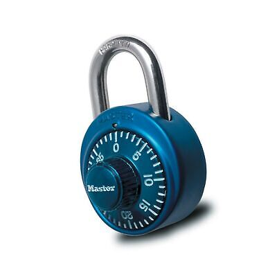 Master Lock 1530dcm Combination Padlock 1 Pack Assorted Colors