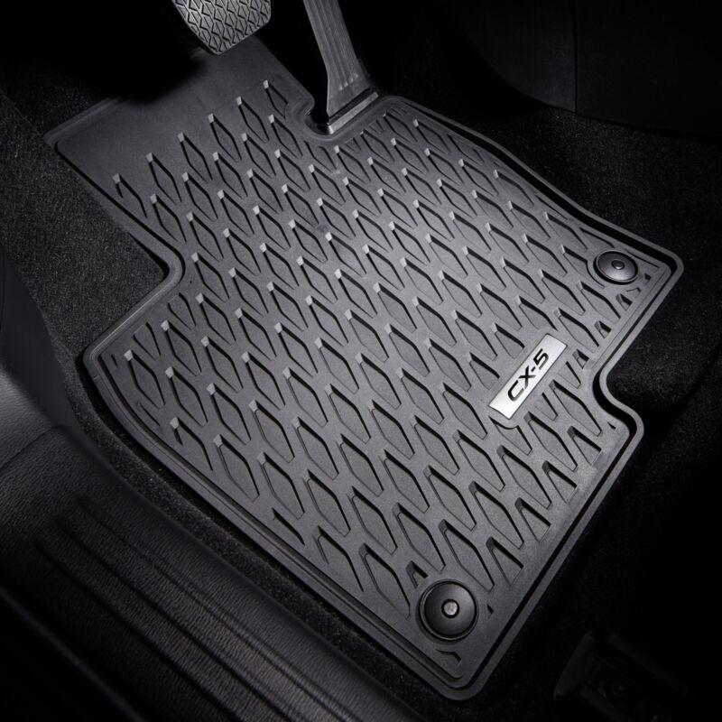 Mazda CX 5 Fussmatten 3D Fußraumschalen Satz Bj 2011-2017