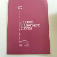 Pianoforte Graded Pianoforte Pezzi Preliminare, Arsm -  - ebay.it
