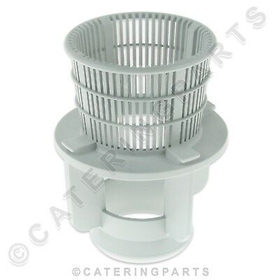 SAMMIC 2313201 PLASTIC INTAKE FILTER SUCTION DISHWASHER GLASSWASHER 101x130mm