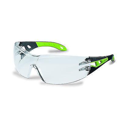 UVEX PHEOS Glasses CLEAR Lens 9192.225 Safety  Cycling  Ski  DIY  Premium Specs