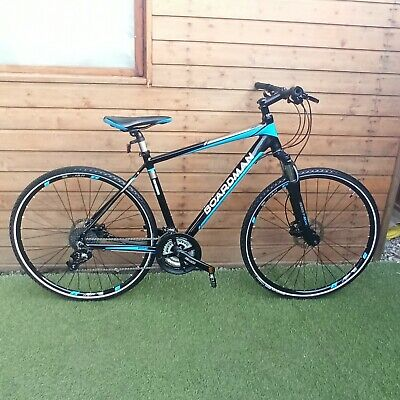 "Mint Boardman SPORT hybrid bike MEDIUM 19.5"""