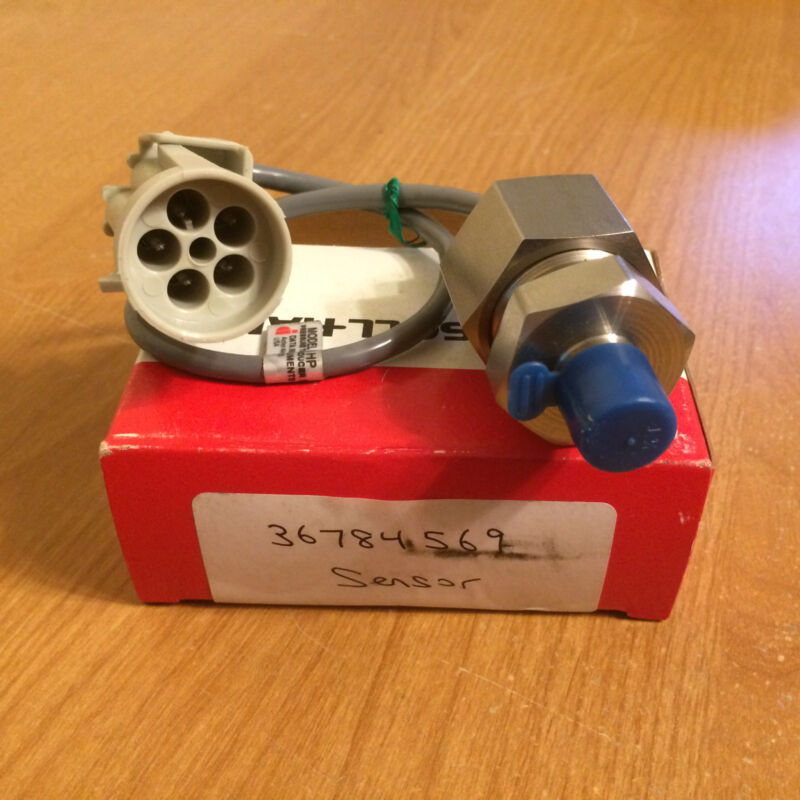 NIB Ingersoll Rand 36784569 Pressure Transducer