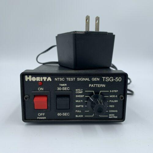 Horita TSG-50 NTSC Test Signal Generator 12 Pattern