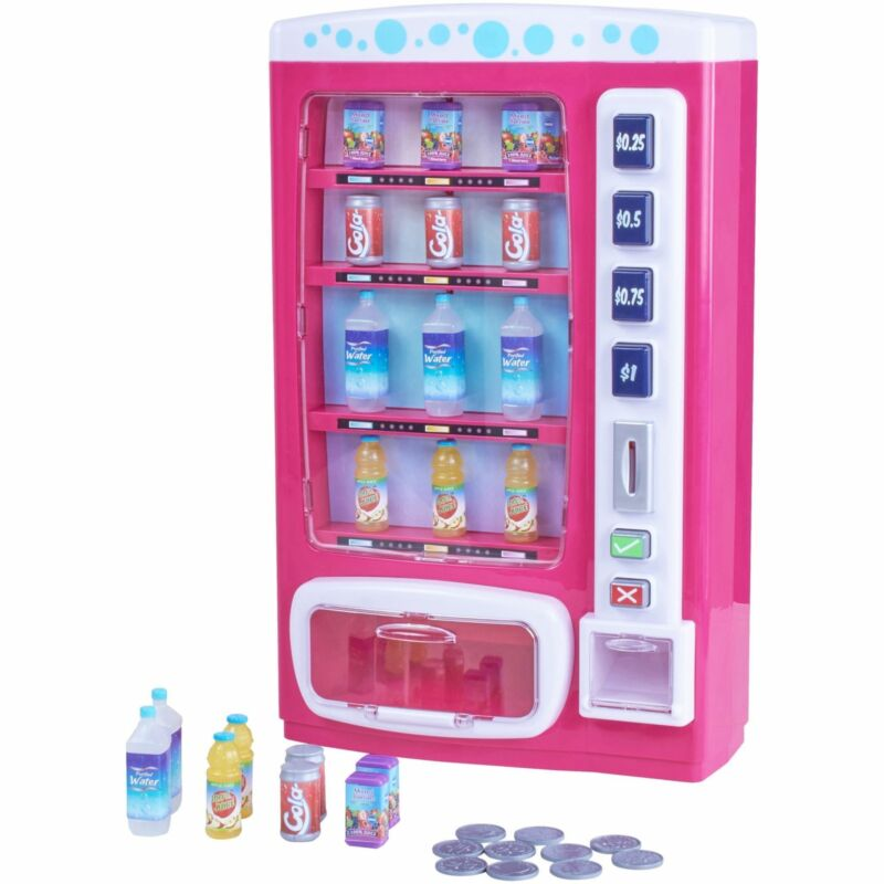 """My Life As Vending Machine for 18"""" Doll"""