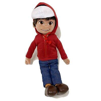 """Disney Store Pixar Coco Miguel Plush Doll Mask Día de Los Muertos 19"""""""