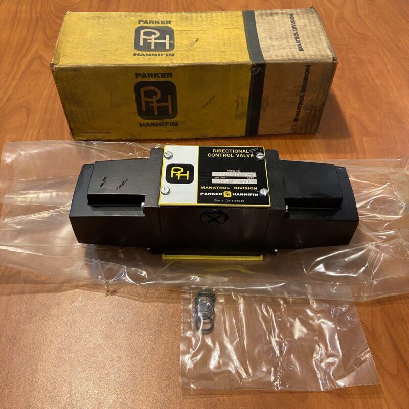 Parker Hannifin Directional Control Valve Kubik A4500221