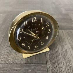 Westclox - Baby Ben - Alarm Clock - Wind Up - Metal Back  - Vintage